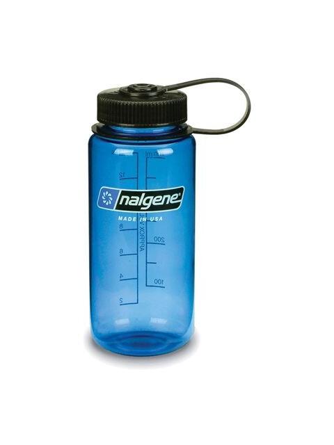 Nalgene 0,5L Wide Mouth Bottle Slate Tritan